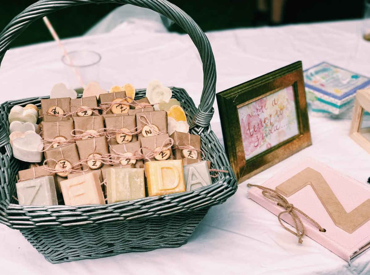 Baby Shower Soap Favors