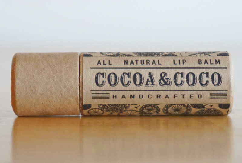 Cocoa & Coco Lip Balm (Big tube)